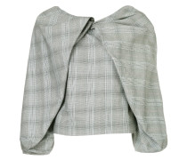 Persephone Prince of Wales check top