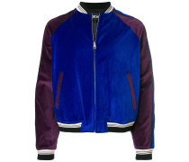 shooting star bomber jacket