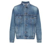 'BB Mode' Jeansjacke mit Stickerei