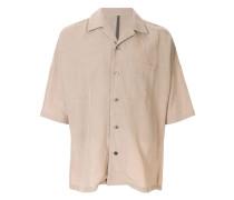 Hemd mit offenem Kragen