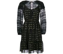 'Wondering' Kleid mit Spitzeneinsätzen