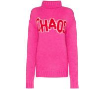 'Chaos' Oversized-Kleid