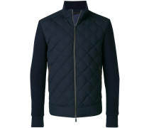 quilted body jacket
