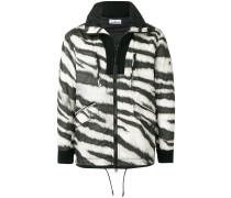 'Tiger Stripe' Jacke