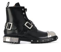 metal toecap boots