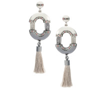 'Conceito' tassel earrings