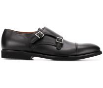 Monk-Schuhe aus Leder