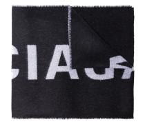 Schal mit großem Logo