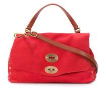 stud detail satchel bag