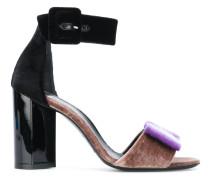 Sandalen mit Schleife - Unavailable