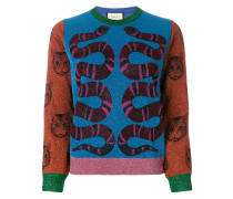 Kingsnake sweater