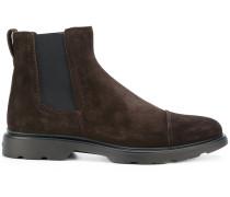 Chelsea-Boots mit elastischen Einsätzen