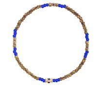 Armband mit blauen Saphiren
