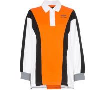 x Koché Oversized-Poloshirt