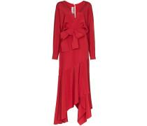 Asymmetrisches 'Doyel' Kleid