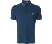 crown logo polo shirt