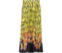 Rock mit Bananen-Print