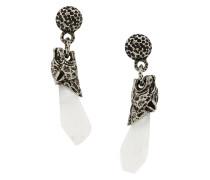 Tiger stone earrings