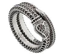 ' Garden' Ring mit Schlange