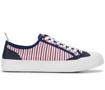 Gestreifte Sneakers