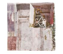 """Schal mit """"Doors""""-Print"""