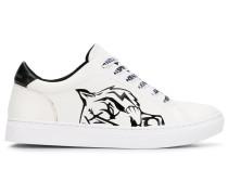 Sneakers mit Tiger