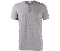 Geknöpftes T-Shirt