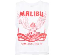 """Tanktop mit """"Malibu""""-Print"""