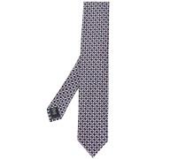 Krawatte mit abstraktem Muster