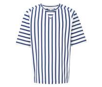 basque stripe printed T-shirt