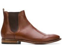 Chelsea-Boots mit Schichtabsatz
