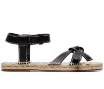 'Gate' Sandalen mit Knoten