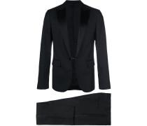 Tuxedo single-breasted suit