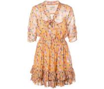 Party-Kleid mit Rüschen