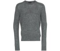 Shetland wool jumper