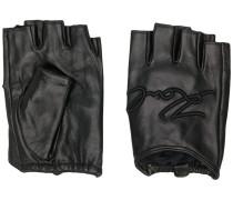 'K/Signature' Handschuhe