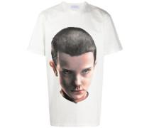 T-Shirt mit Eleven-Print