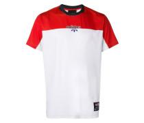 Zweifarbiges T-Shirt
