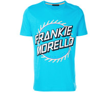 short sleeved logo T-shirt