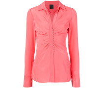 ruched front shirt