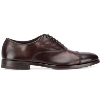 Oxford-Schuhe im Distressed-Look