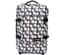floral print pull bag