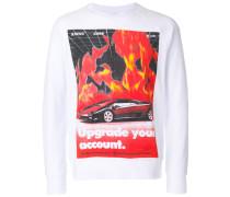 'Flames' Sweatshirt