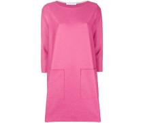 long sleeved shift dress