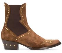 Western-Boots mit Nieten