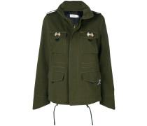 Military-Jacke im Oversized-Design