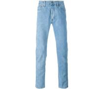 'Taper' Jeans