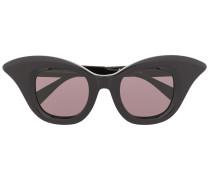 'B20' Cat-Eye-Sonnenbrille