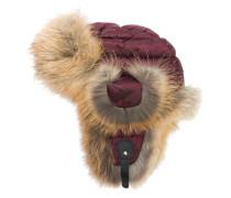 Mütze mit Pelz