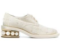'Casati' Derby-Schuhe mit Perlen